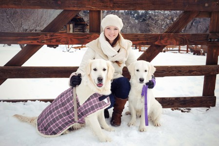 Snow Jacket for Dogs