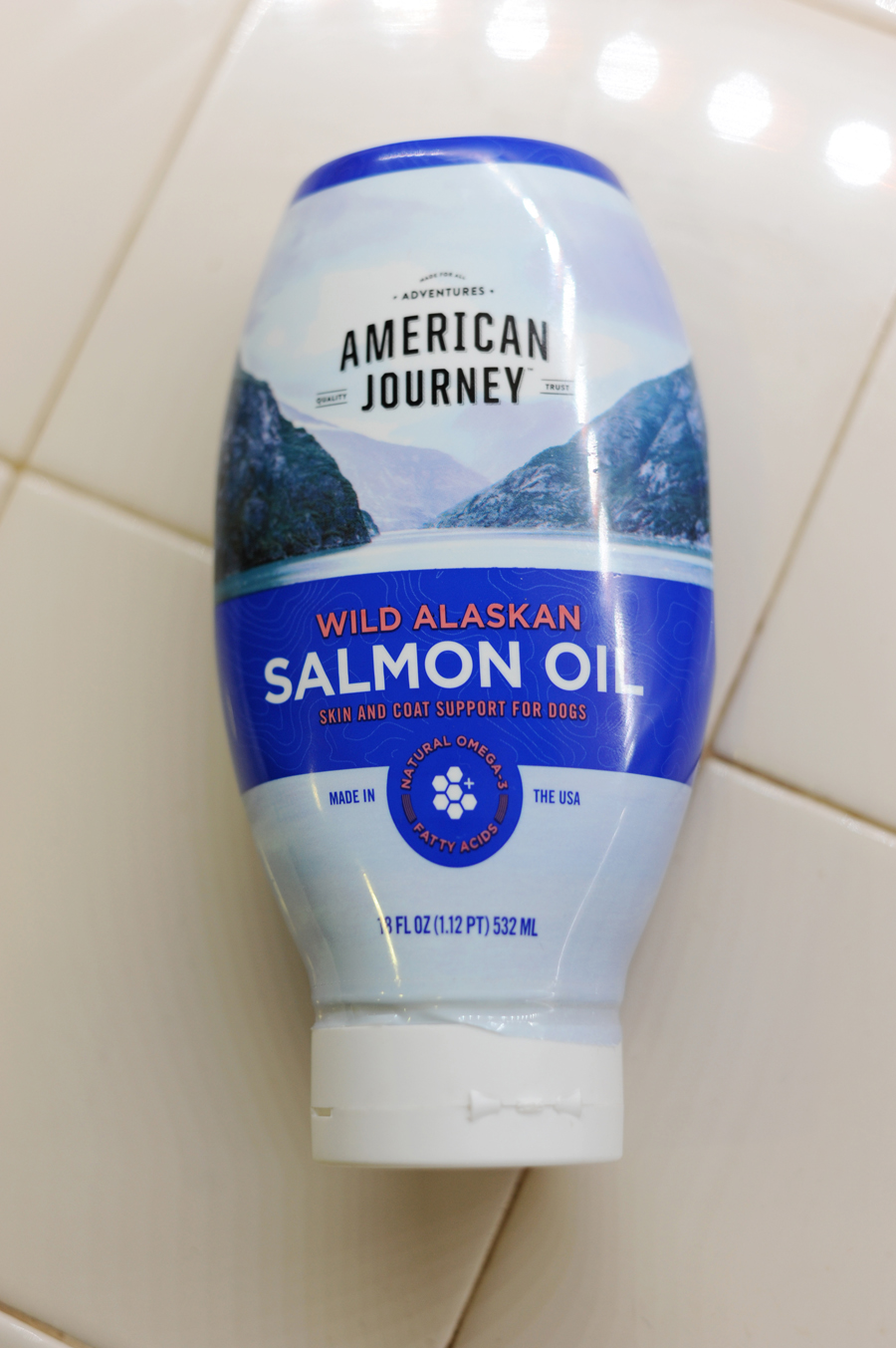 American Journey Salmon Oil